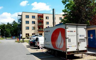 Mobilné a kontajnerové kotolne